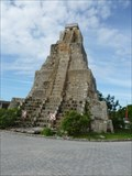 Image for Replica Mayan Pyramid - Costa Maya, Mexico