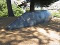 Image for Beached Gray Whale Statue - Santa Cruz, CA