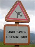 Image for Danger avion; Valberg, Alpes-Maritimes