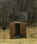 Image for Brick Privy - Louis Bruce Farmstead Historic District - Enon, MO