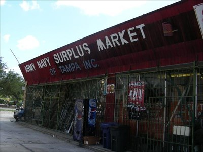 Army Surplus Store in Tampa on gravitybox.ga See reviews, photos, directions, phone numbers and more for the best Army & Navy Goods in Tampa, FL. Start your search by typing in the business name below.