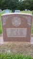 Image for John H. Lee - Abshier Cemetery - Liberty County, TX