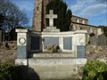 Image for Combined WWI and WWII Memorial - St Mary - Queniborough, Leicestershire