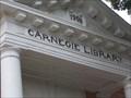 Image for 1905 - Carnegie Library - Tahlequah, OK