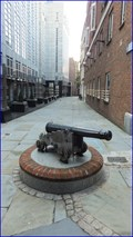 Image for Cannon - Gunpowder Square, London, UK