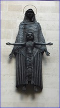 Image for Madonna & Child (Mary & Jesus) - Dean's Mews, London, UK