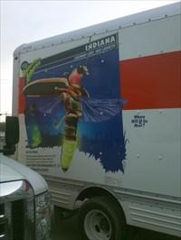 Indiana U-Haul #135