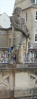 Image for Julius Caesar -- Roman Baths, Bath, Somerset, UK