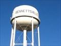 Image for Bennettsville Water Tower, Bennettsville, SC