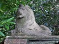 Image for A pair of lions - Gardeners Lane - Ramsey, Isle of Man