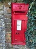 Image for Victorian Wall Post Box - Ellesborough, Buckinghamshire, UK