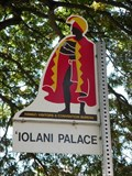 Image for `IOLANI  PALACE  -    Honolulu, Hawaii