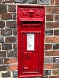 Image for Victorian Wall Post Box - Castle Street - Wallingford - Oxfordshire - UK