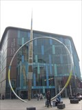 Image for Cardiff Central Library - Visitor Attraction - Wales, Great Britain.