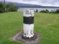 Image for Geodetic Survey Mark. Opotaka. Lake Rotoaira. New Zealand.