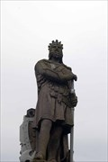 Image for King Robert the Bruce - Stirling Scotland