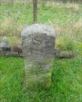 Image for Rochdale Canal Milestone - Calderbrook Summit, UK