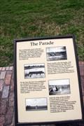 Image for The Parade - Fort Pulaski NM - Savannah, GA