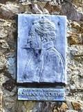 Image for Goethe Basin & Johann Wolfgang von Goethe, Hasištejn Castle - gate, Czechia