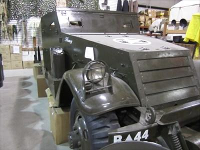 Honey B-44 at the Army Surplus Warehouse - Idaho Falls, Idaho - Permanent  Car Displays on Waymarking.com
