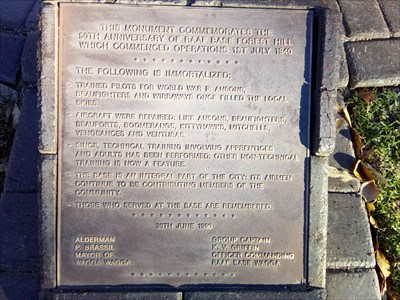 Close up of the Commemorative Plaque.1519, Friday, 1 June, 2018
