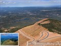 Image for America the Beautiful - Switchbacks on Pikes Peak Highway, CO