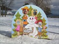 Image for Wiarton Willie Cutout - Wiarton, Ontario