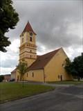 Image for Kostel sv. Filipa a Jakuba - Katovice, okres Strakonice, CZ