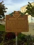 Image for Western Reserve - Marker #3-4