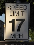Image for 17 MPH at Santana Row Shopping Mall - San Jose, California