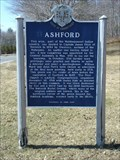 Image for Ashford, Connecticut