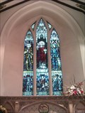 Image for Stained Glass Windows, St Bartholomew - Kirby Muxloe, Leicestershire