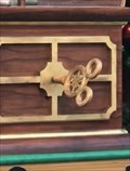 Image for Music Box Key Hidden Mickey - Anaheim, CA