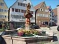 Image for Unterer Marktbrunnen - Weil der Stadt, Germany, BW