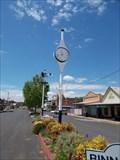 Image for Town Clock - Binnaway, NSW