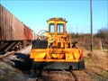 Image for Ballast Regulator and Crane - Laurinburg & Southern Railroad