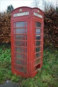 Image for Red Telephone Box - Hill, Warwickshire, CV23 8DX