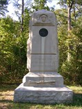 Image for 101st Indiana Infantry Monument ~ Chickamauga Georgia