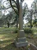 Image for Mary A. Spratt Obelisk - Jacksonville, FL