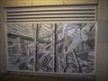 Image for Mosaic Turtle Scene - Liberty Street - Ann Arbor, Michigan