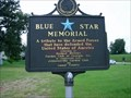 Image for Blue Star Marker at Johnstonville~Lamar County
