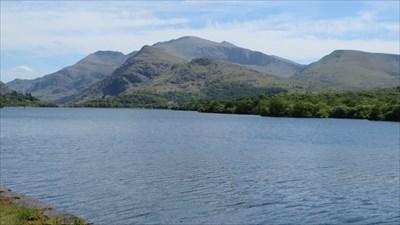 Llyn Padarn Lake - Llanberis, Snowdonia