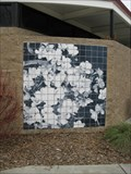 Image for Val Vista Community Park Flower Mural  - Pleasanton, CA
