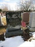 Image for Kelley Grave - Fire Helmet - Cedar Grove Cemetery - Boston, MA