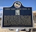 """Image for Samuel """"Sammy"""" Leamon Younge, Jr. - Tuskegee, AL"""
