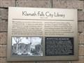 Image for Klamath Falls City Library - Klamath Falls, OR