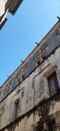 Image for gargouilles de l hotel de ville -Tarascon, France