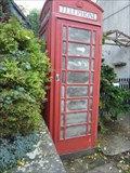 Image for Red Telephone Box, High Street, Raglan, Gwent, Wales