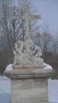 Image for St. Joseph Catholic Cemetery Stations of the Cross - Evansville, IN