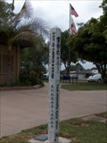 Image for Standley Park Peace Pole, San Diego, CA